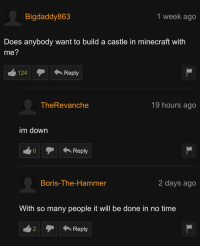 It Will Be Done