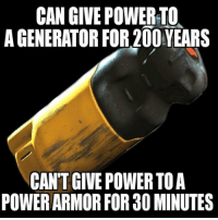 Give Power