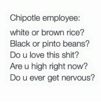 Chipotle Employee