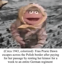 1943 Colorized
