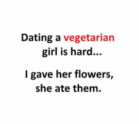 Dating A Vegetarian