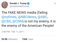 Enemy Of The American People