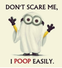 Dont Scare Me