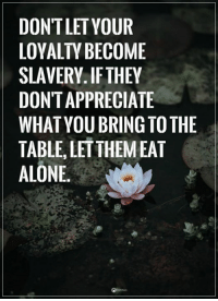 Bring To The Table