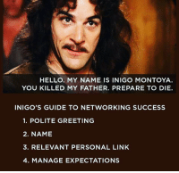 Networking Success