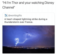 Your Watching Disney Channel