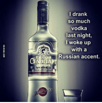russian accent