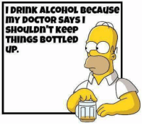 Drink Alcohol