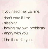 Be There For You