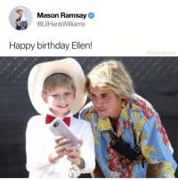 Happy Birthday Ellen