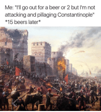 Beers Later
