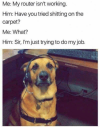 Do My Job