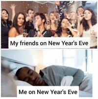 Me On New Years Eve