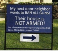 next door neighbor