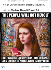 Orwell Quote
