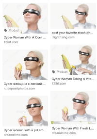 product post your favorite stock ph cyber woman with a