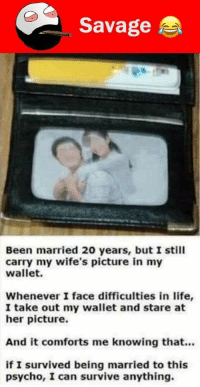 Being Married