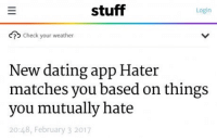 New Dating