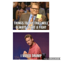 I Voted Trump