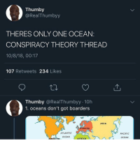 Conspiracy Theory Thread