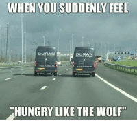 duran duran hungry like the wolf