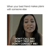 Dont Contact Me