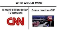 Meme War Against Cnn