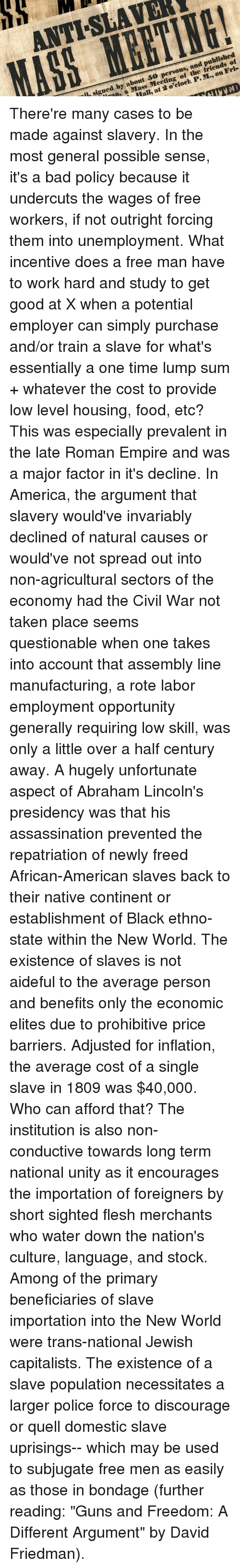 lincolns new salem black single men Lincoln's great depression  to look anew at original accounts of lincoln by the men and women who  by 1835 lincoln had lived for four years in new salem,.