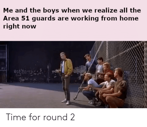 Round 2: Time for round 2