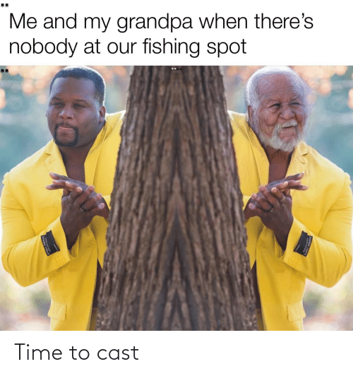 cast: Time to cast