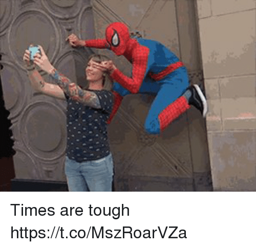Tough, Times, and Are: Times are tough https://t.co/MszRoarVZa