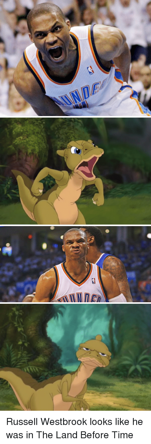 149 Funny Russell Westbrook Memes of 2016 on SIZZLE