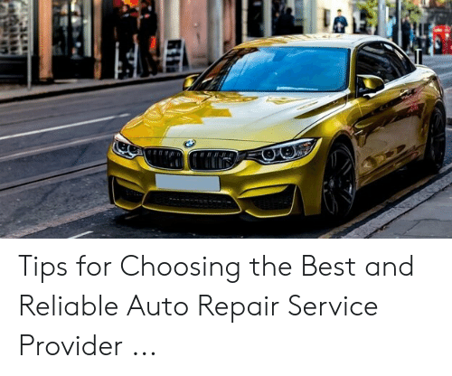 Car Repair Meme: Tips for Choosing the Best and Reliable Auto Repair Service Provider ...