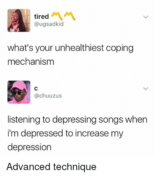 Songs With Lyrics That People With Depression Can Relate ...