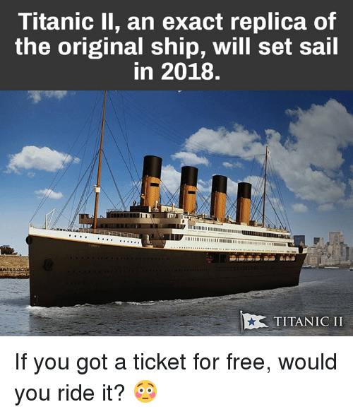 Titanic 2: Titanic Ii Ship Tickets Pictures To Pin On Pinterest