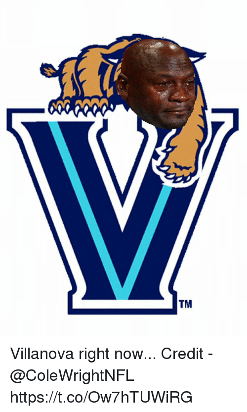 Villanova: TM Villanova right now...  Credit - @ColeWrightNFL https://t.co/Ow7hTUWiRG