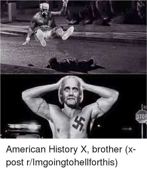 american history x the aftermath essay The movie american history x is an admirable alterable attempt to inform us about these types of malicious ignorance that plague our society the impeccable acting, artistic cinematography, occasional adrenaline-pumping score, and slightly faulted, though award-worthy script, all combine to create an over all exceptional film.