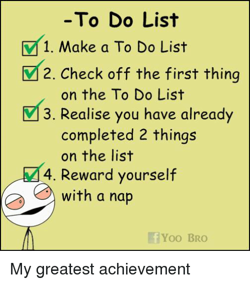Funny To Do List Meme : Funny list memes of on sizzle bucket