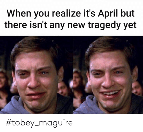 Tobey Maguire: #tobey_maguire