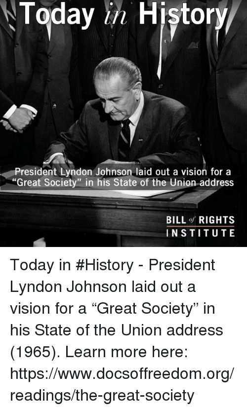 a research on lyndon johnson and the great society essay Library lyndon baines johnson and the great society 2017 font size a a a a lyndon baines johnson (1908-1973) research commonlit for.