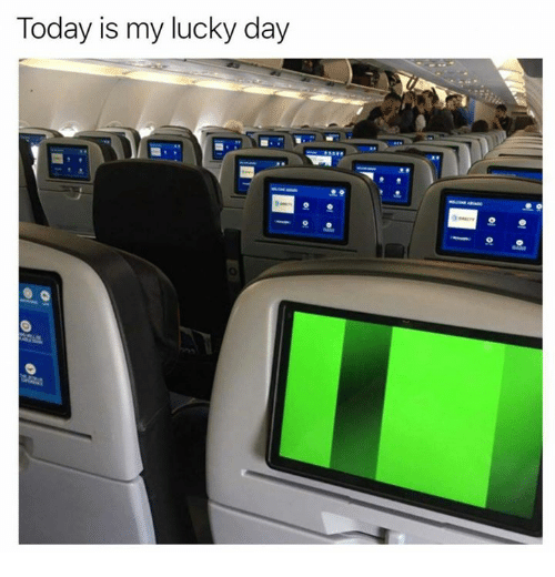 Today, Day, and Lucky: Today is my lucky day