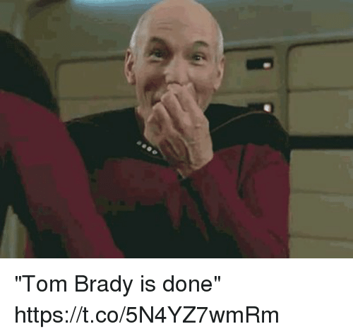 """Football, Nfl, and Sports: """"Tom Brady is done"""" https://t.co/5N4YZ7wmRm"""