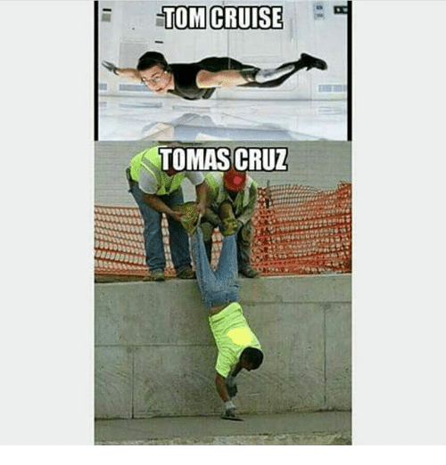 Tom Cruise: TOM CRUISE  TOMAS CRUZ