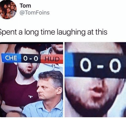 Dank, Time, and 🤖: Tom  @TomFoins  pent a long time laughing at this