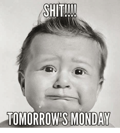 Weird Photo Wednesday November 30th 2011: 25+ Best Memes About Tomorrows Monday