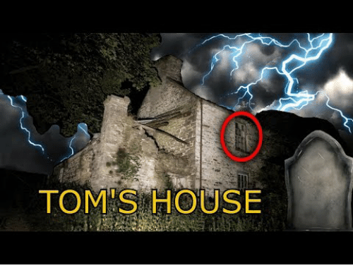 House and Toms: TOM'S HOUSE