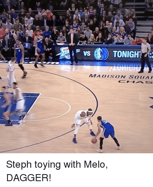 Basketball, Golden State Warriors, and Sports: TONIGHT  /MADISON SOUA F Steph toying with Melo, DAGGER!