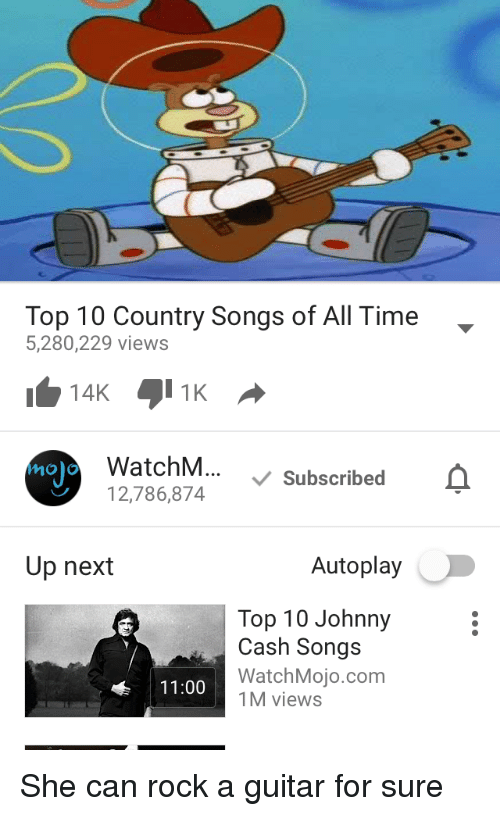 Top 10 classic country songs of all time