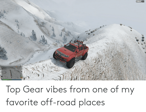 Top Gear: Top Gear vibes from one of my favorite off-road places