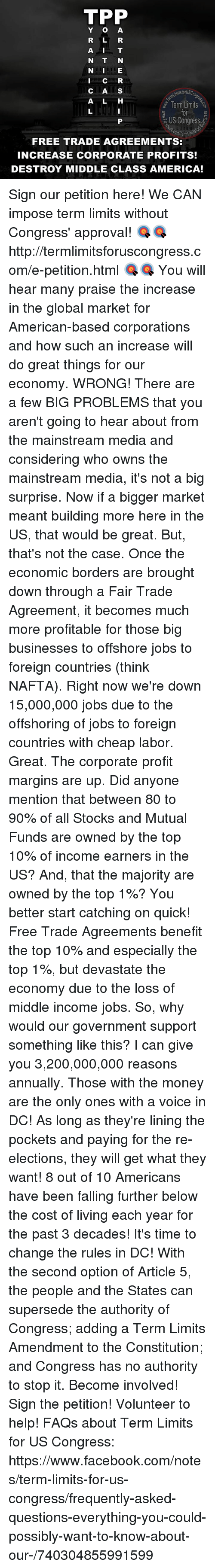 north american free trade agreement as an assurance that it would give more jobs